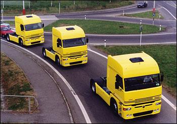 skoda trucks